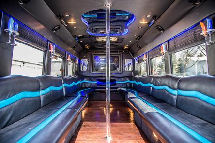 Best Party Bus Rentals Sioux Falls