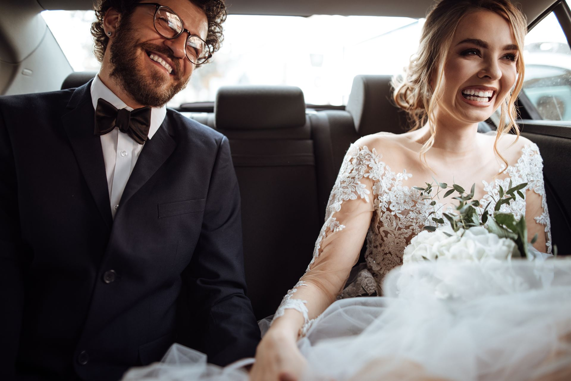 Limousine Service for Weddings Sioux Falls