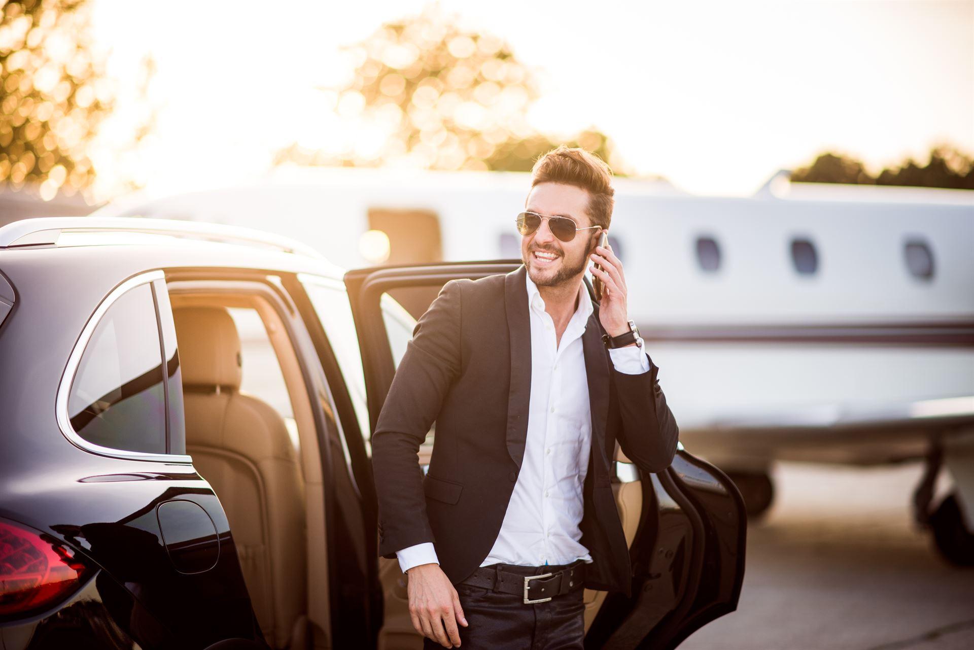 Limousine Service VIP Clients