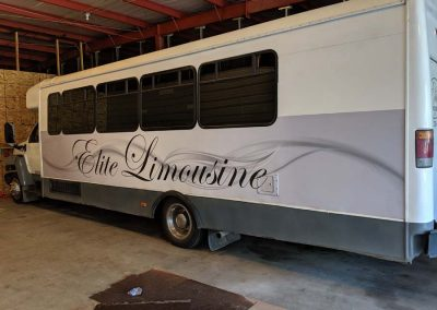 Elite limo- Gallery page- 30 passenger Party Bus