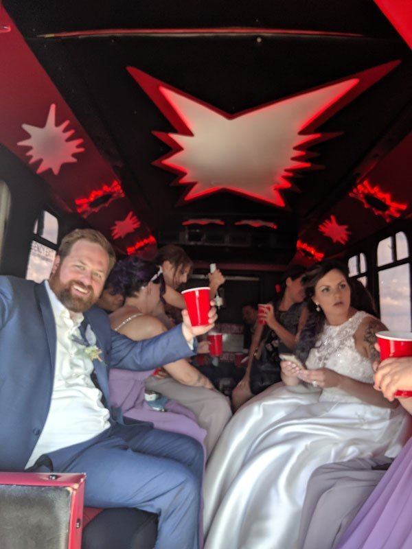Party Bus Rentals Sioux Falls