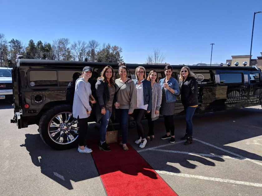 Limo Service for Corporate Events