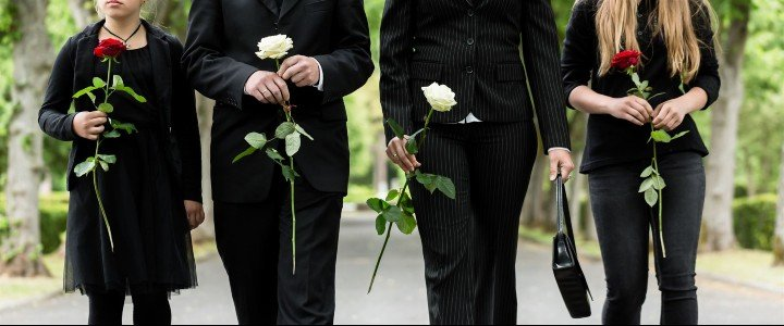 Limousine Service for Funerals